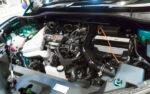 C-HRガソリンエンジン